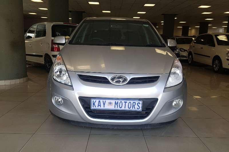 Hyundai I20 1.6 GLS 2009