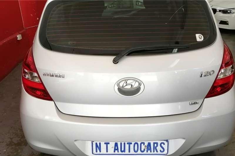 Hyundai I20 1.6 GLS 2010