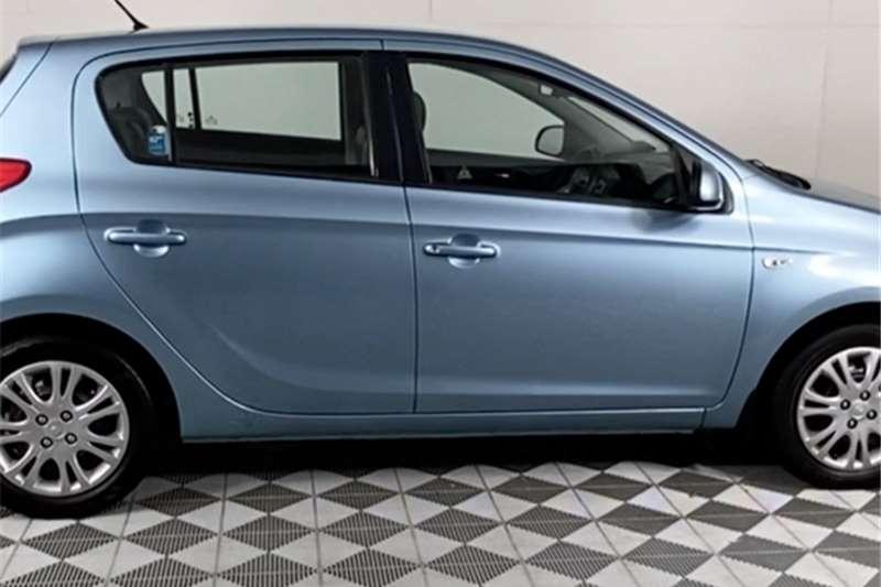 2010 Hyundai i20 i20 1.6 GLS