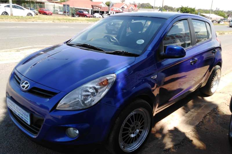 Used 2010 Hyundai I20 1.6 GLS