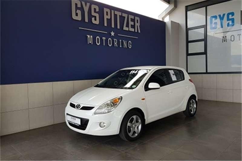 Hyundai I20 1.6 GLS 2011