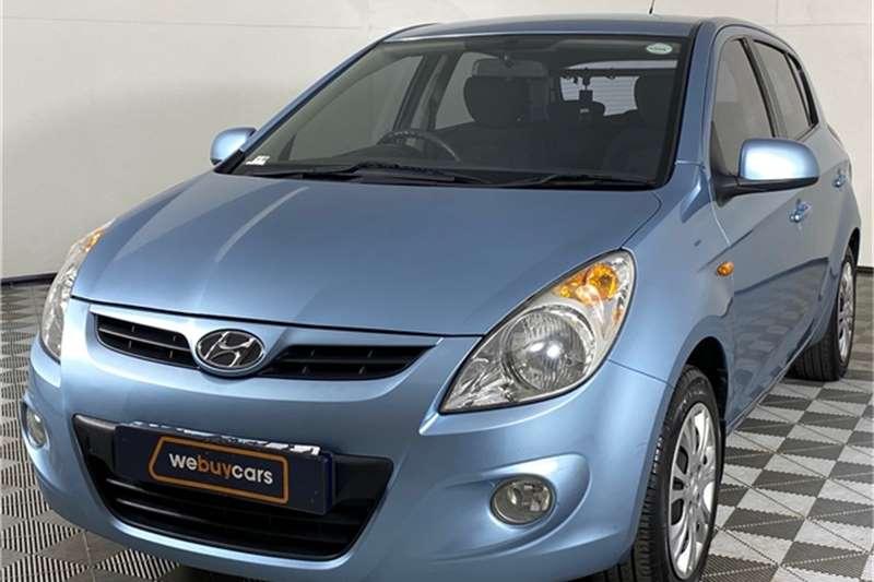 2011 Hyundai i20 i20 1.6 GLS