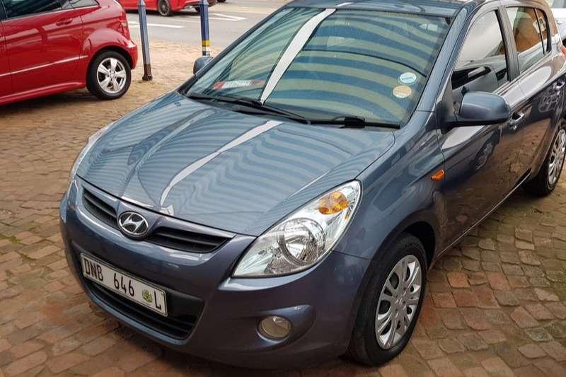 Hyundai I20 1.6 GLS 2012