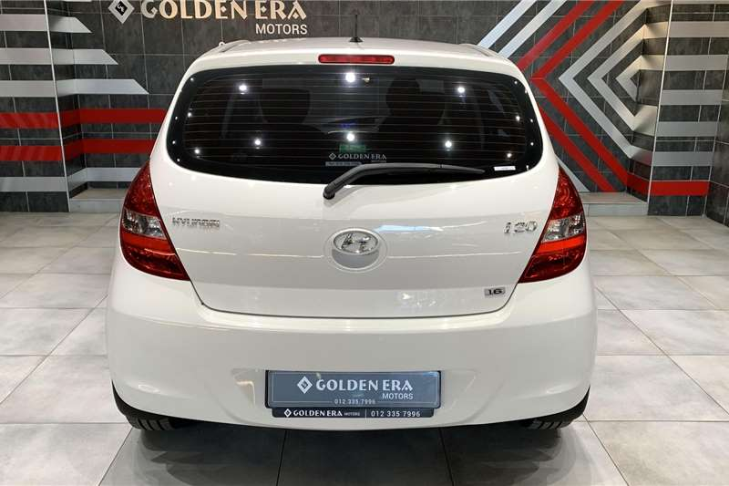 Used 2012 Hyundai I20 1.6 GLS