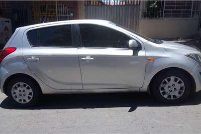 Hyundai I20 1.6 GLS 2013