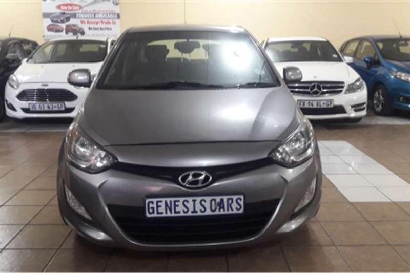Hyundai I20 1.6 GLS 2014