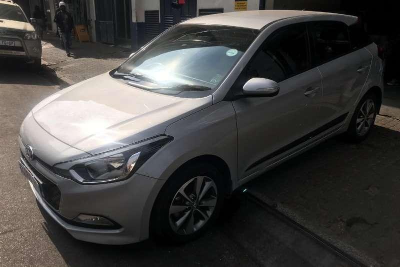 Hyundai I20 1.6 GLS 2015