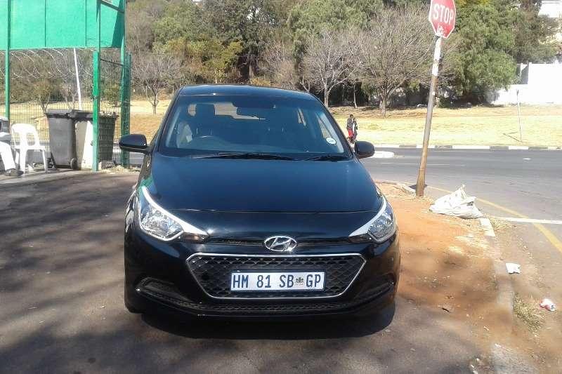 Hyundai I20 1.6 GLS 2016