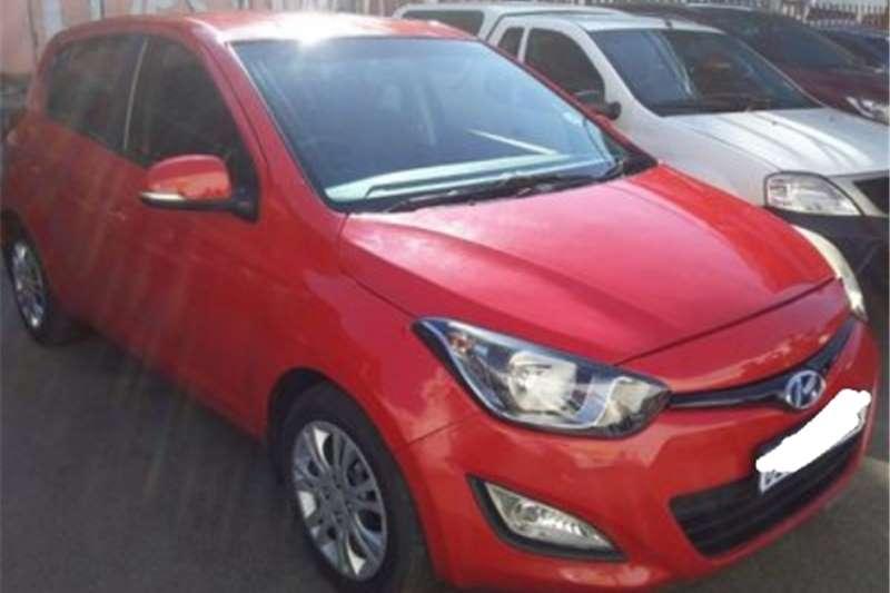 Used 2013 Hyundai I20 1.6 Remix