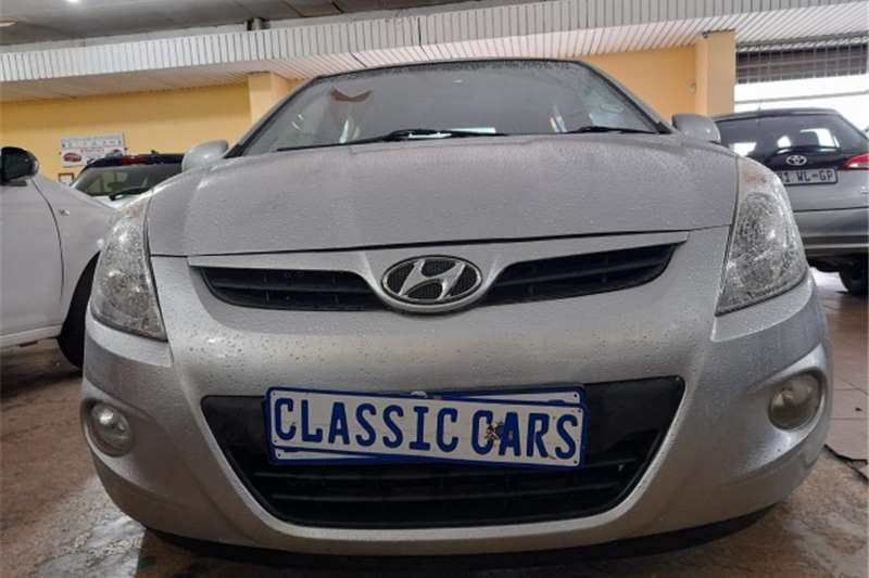 Used 2011 Hyundai I20
