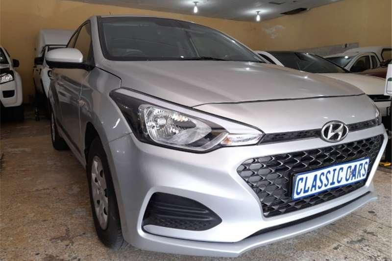 Used 2017 Hyundai I20