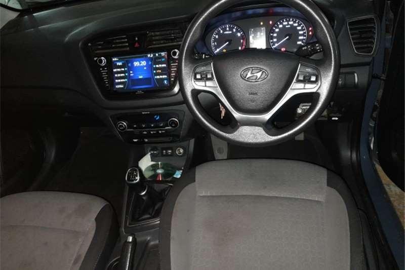 Hyundai I20 2017