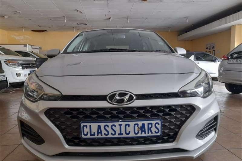 Used 2019 Hyundai I20