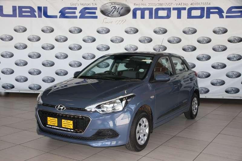 2017 Hyundai i20 1.2 Motion