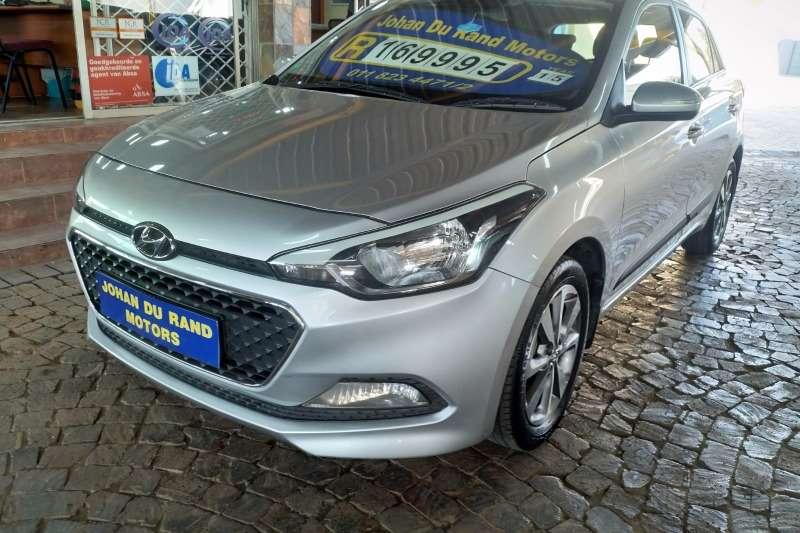 2015 Hyundai i20 1.4 Fluid