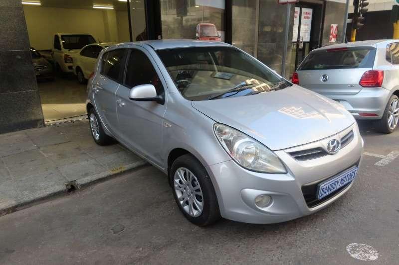 2011 Hyundai i20 1.2 Fluid