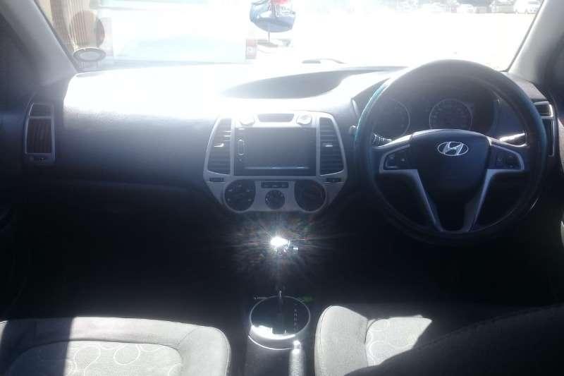 2010 Hyundai i20 1.4 Fluid auto