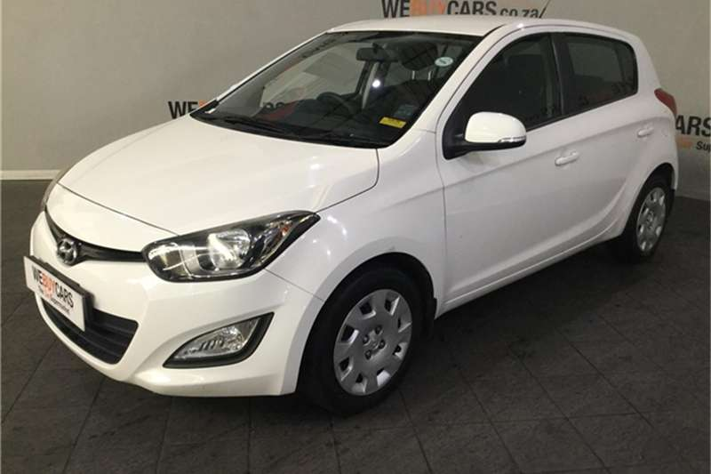 2012 Hyundai i20 1.4 GL