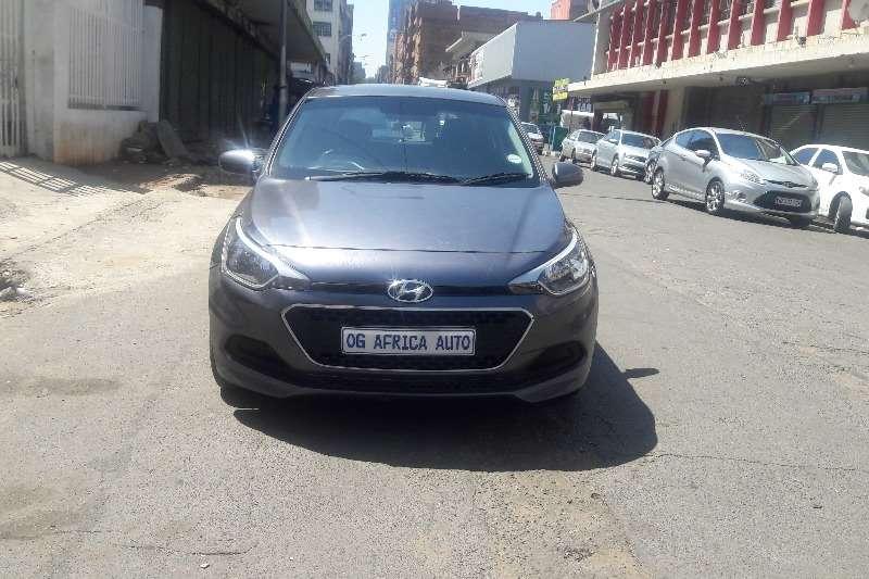 2015 Hyundai i20 1.2 Motion