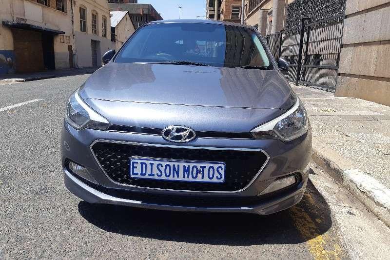 2015 Hyundai i20 1.4 GL auto