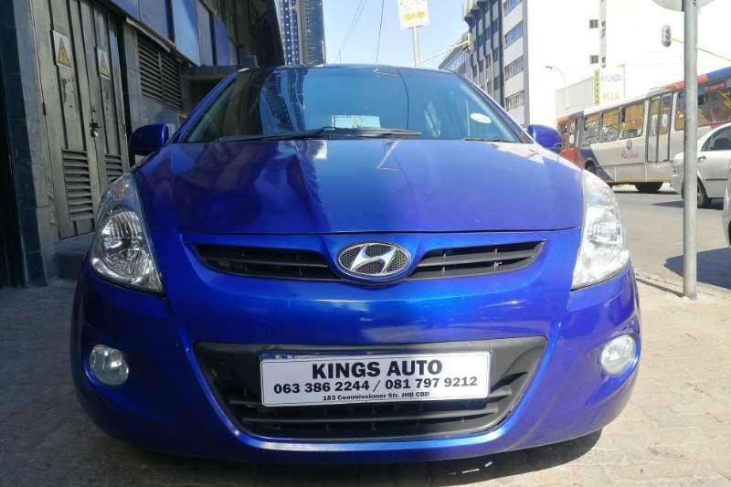 2010 Hyundai i20 1.4 Fluid