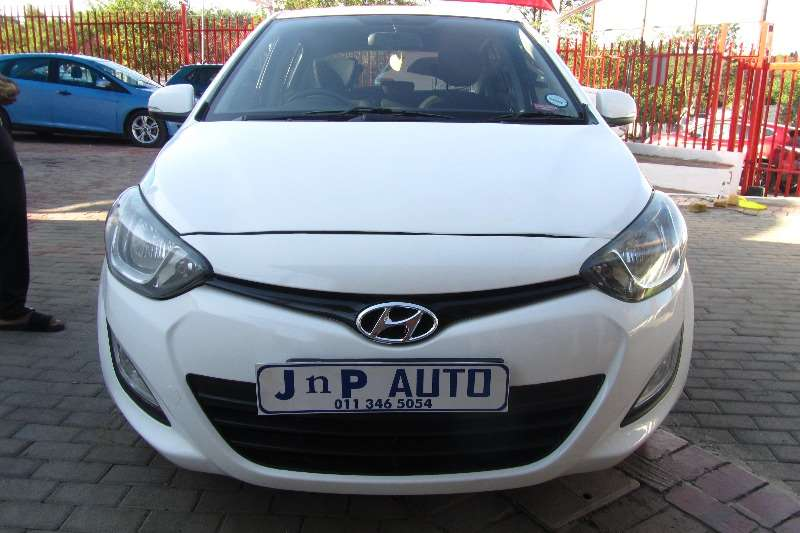 2012 Hyundai i20 1.2 Fluid