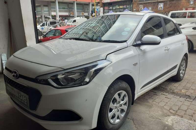 2016 Hyundai i20 1.2 Fluid