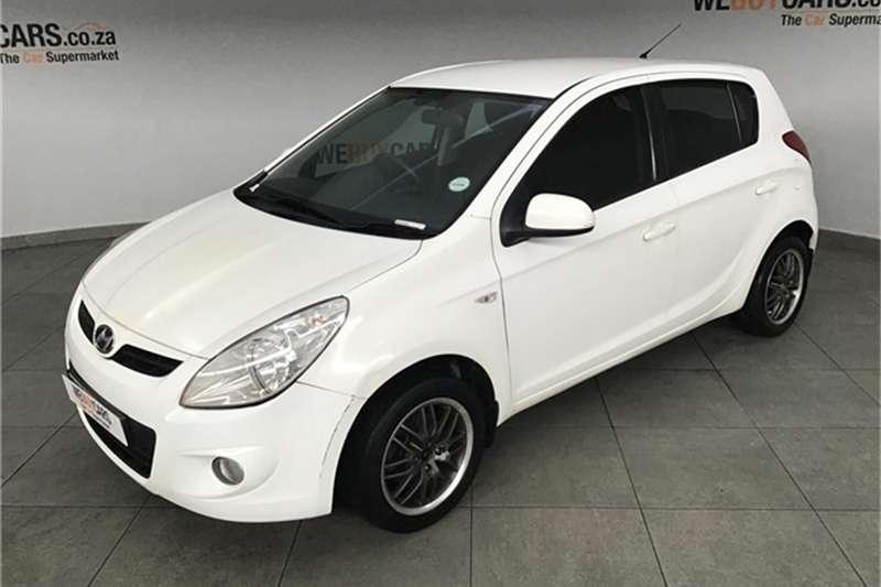 2011 Hyundai i20 1.2 Motion