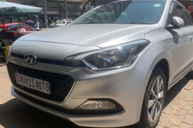 2017 Hyundai i20 1.2 Fluid