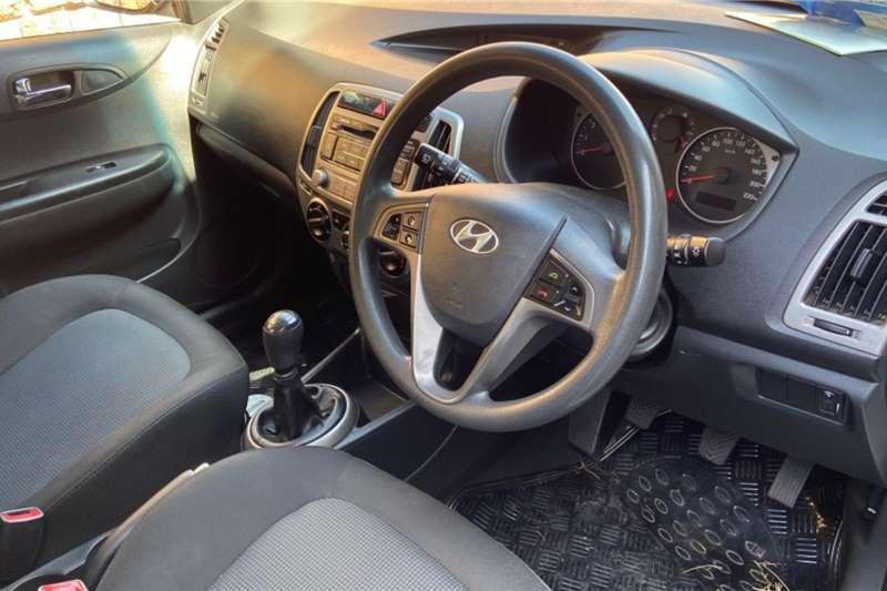 2012 Hyundai i20 1.4 Fluid