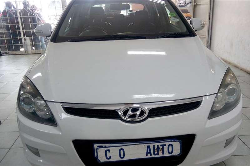 Hyundai I30 1.6 GLS 2010