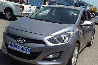 Hyundai I30 1.6 GLS 2013