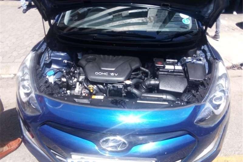 Used 2013 Hyundai I30 1.6 GLS auto