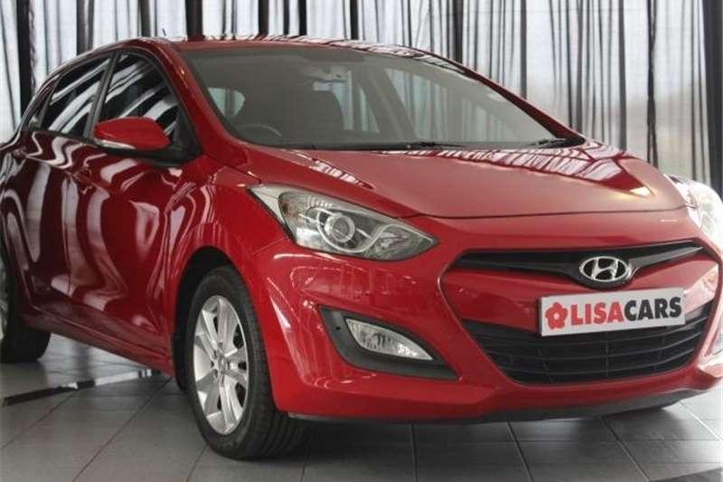 2013 Hyundai i30 i30 1.6 GLS auto