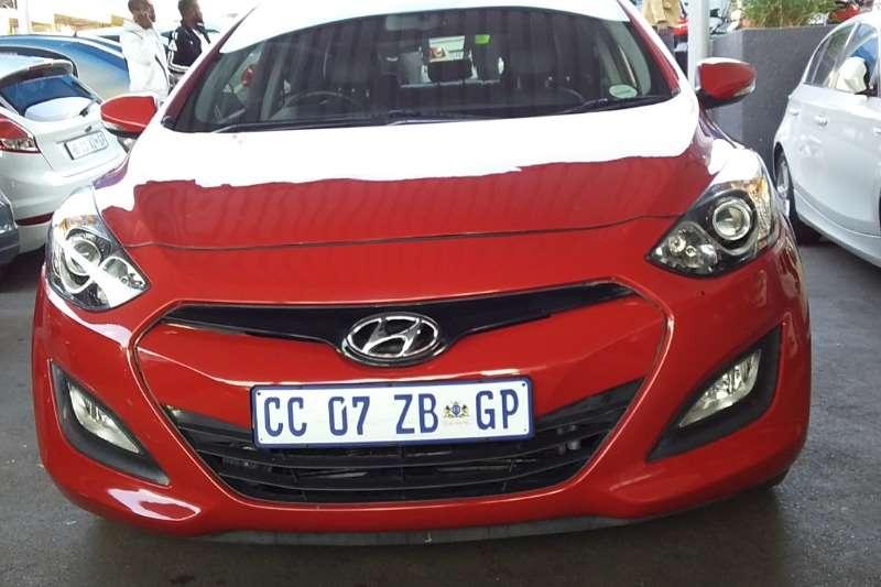 Hyundai I30 1.6 Premium auto 2012