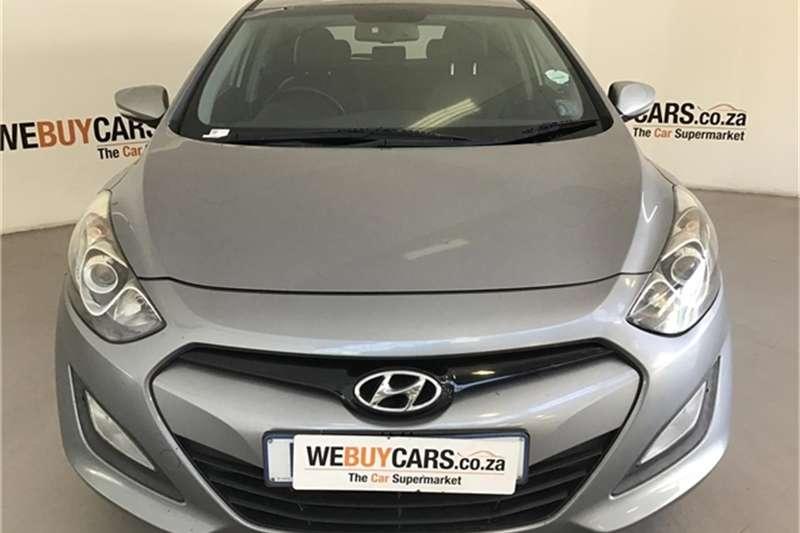 Hyundai i30 1.8 GLS 2012