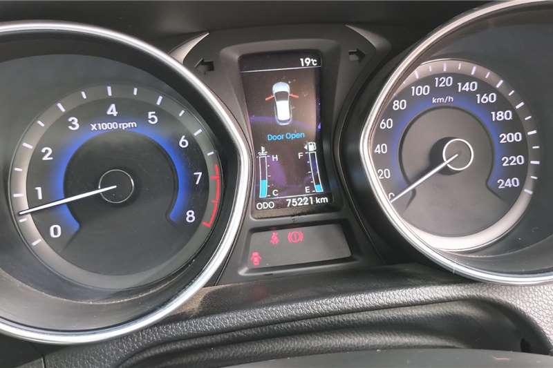 Hyundai I30 1.8 GLS 2013