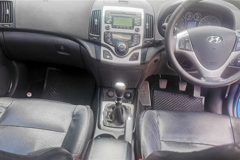 Hyundai I30 2.0 GLS 2011