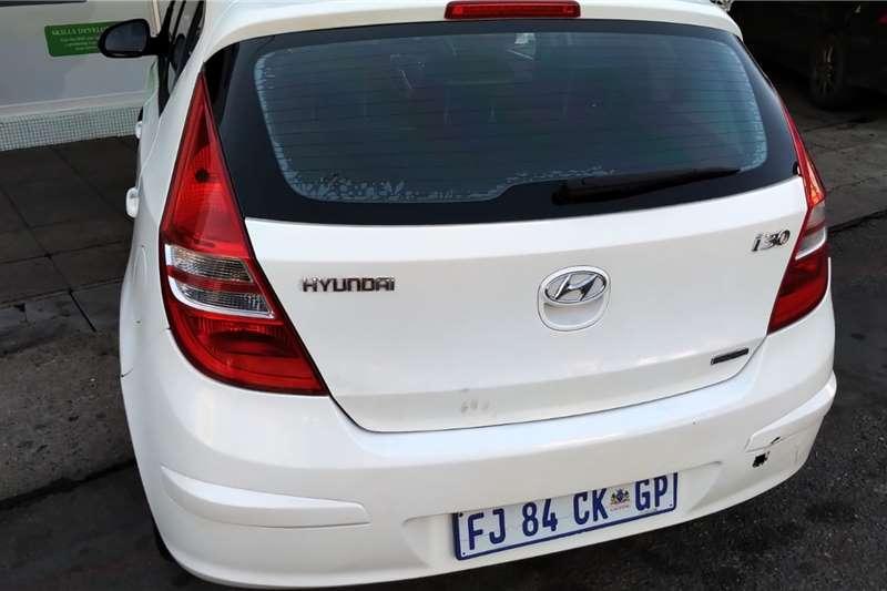Hyundai I30 2.0 GLS 2012