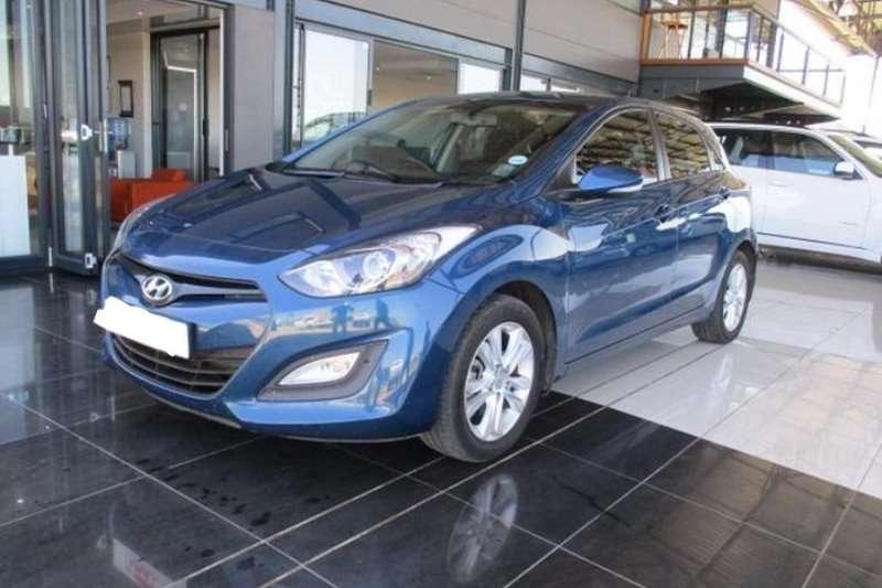 2015 Hyundai i30 1.6