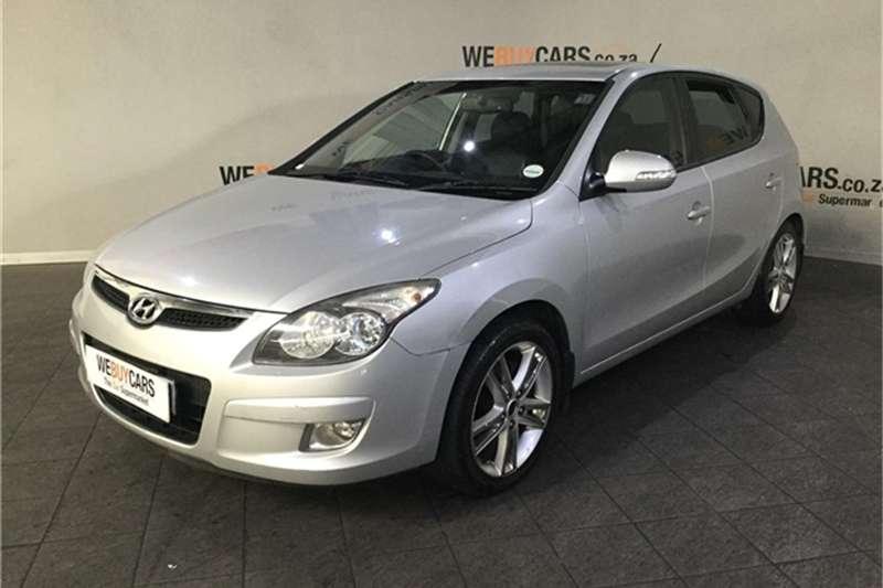 2011 Hyundai i30 2.0 GLS
