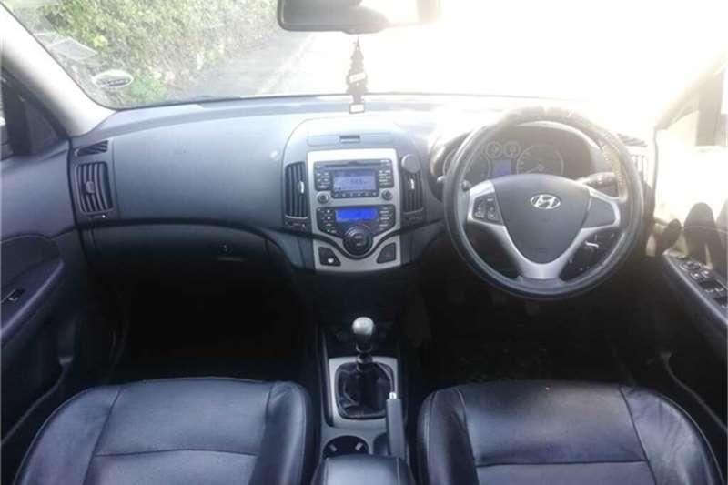2011 Hyundai i30 1.6 GLS