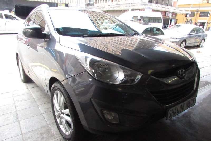 2012 Hyundai ix35