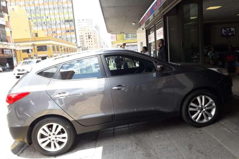 Hyundai ix35 1.7CRDi Premium 2012