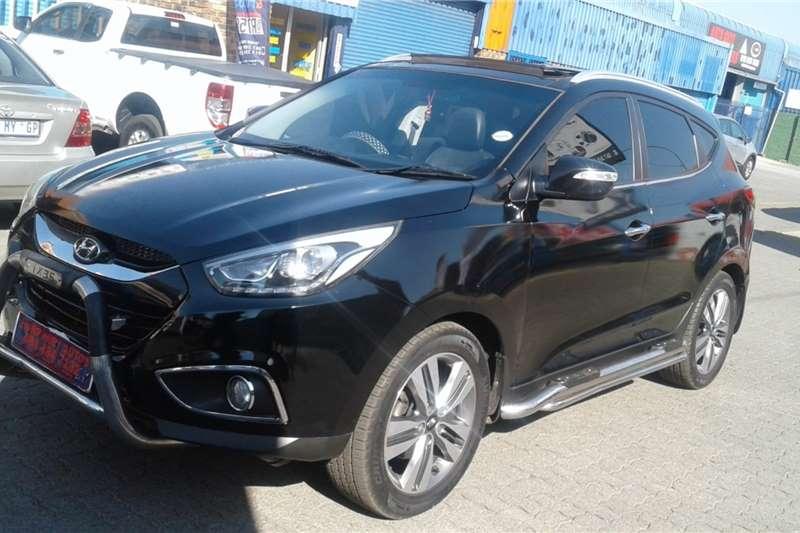 Used 2013 Hyundai Ix35 1.7CRDi Premium