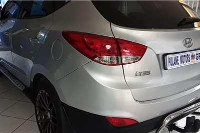 2014 Hyundai ix35 ix35 1.7CRDi Premium