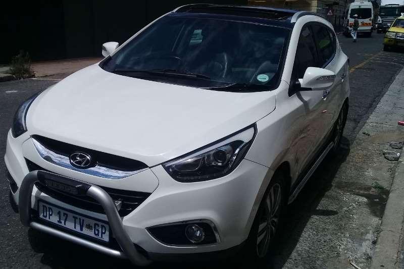 Hyundai Ix35 1.7CRDi Premium 2015