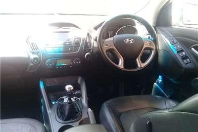 2015 Hyundai ix35 ix35 1.7CRDi Premium