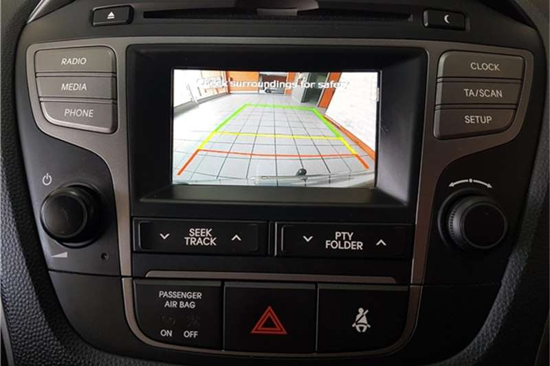 Used 2015 Hyundai Ix35 1.7CRDi Premium