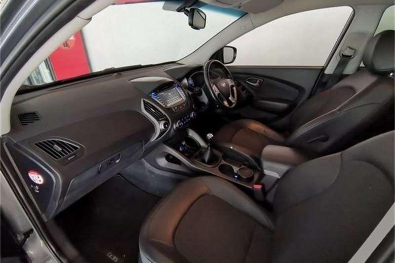Hyundai ix35 1.7CRDi Premium 2016